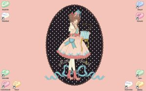 Sweet lolita WP by Club-Lolita