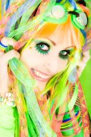 halogen - green candy by PsychadelicPsychosis