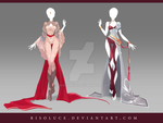 (CLOSED) Adoptable Outfit Auction 138-139 by Risoluce