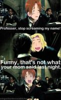 Harry Potter/Hetalia: Names by TidalWaveKitty