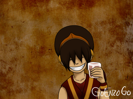 Toph - Raise Your Glass by GoEnzoGo