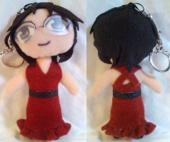 Prize: OC Helena Mini Plush ver.2 by mihijime