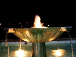 Fountain by EvanChasse