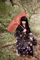 HELL GIRL: 115 Flowers by AngelsArcher