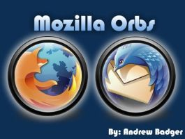 Mozilla Orb Icons by AndrewBadger