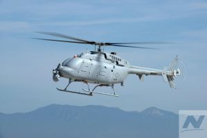 MQ-8C Fire Scout by GeneralTate
