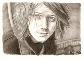 Ben Bruce by psychocrissis