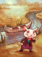 Stuart Little by danidraws