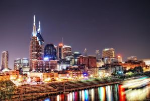 Nashville Nights - 62842 by kreativEVOLUTION