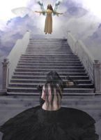 Stairway to Heaven by Helena-Lou
