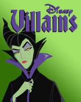 Disney Vector Villains: Maleficent by tjjwelch