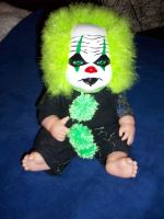 baby clown by 6death6stars6