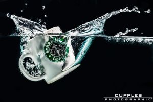 Starbucks by cupplesey