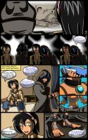 Wild West #1 (Page 2) by gear25