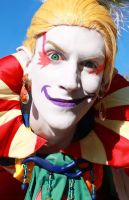 Kefka Cosplay Closeup 2 by Videros
