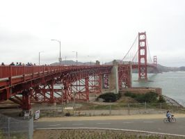 Hello Golden Gate by Jessipoodle