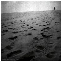 footprints by ine87