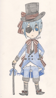 Black Butler - Young Master by SwiftNinja91