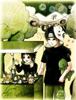 :: Sasuke and Itachi :: xD by kivi1230