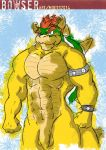 Bowser Tribute by Mibito