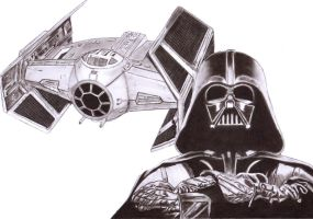 Darth Vader by Slayerlane