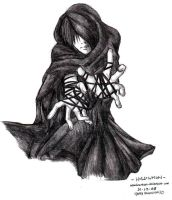 Emo Hollowman by thecarefree