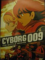 Cyborg 009 one of my Favorite old school animes by ownerfate