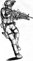Delta Force Sandman by ThomChen114
