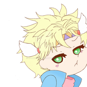 Caesar Zeppeli Icon by Coronaile