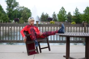 Colossalcon 2013 Dave 03 by WesternVagabond