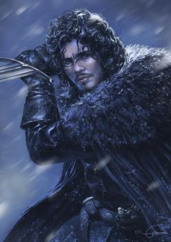 Jon Snow by Ultraman0716chen