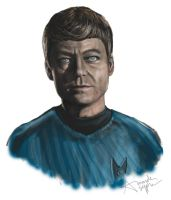 Dr. McCoy by 11syphuama