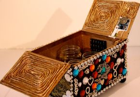 Bejewled Technology by zillieanne