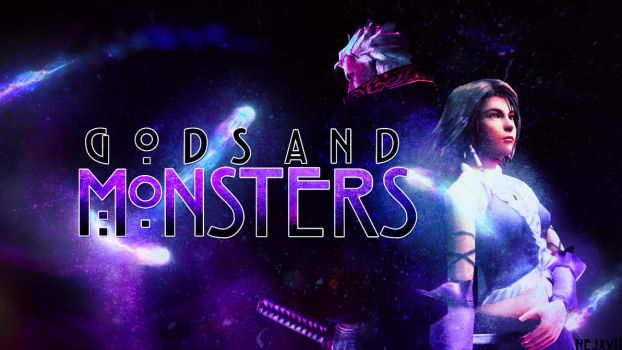Gods and Monsters Icon by nejxvii