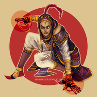 the HIGH VIZIER by ARISTOCREEP