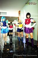 Outer Senshi by tabeck