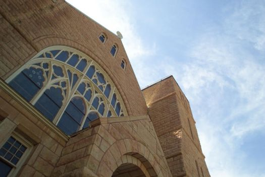 First Baptist Church by ally153