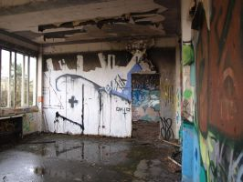 Grungy place 007 by KangelStock