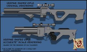 Verpine Sniper Rifle by MrEchs