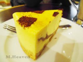 Cheese Cake by vungoclam