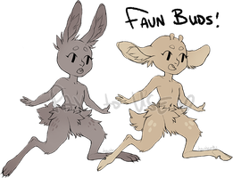 p2u FAUN BUDS base pack by hawberries