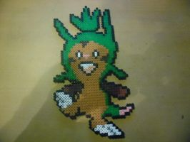 Chespin Hama beads by adamis