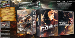 Gears of War: Combustion 1 by reytime