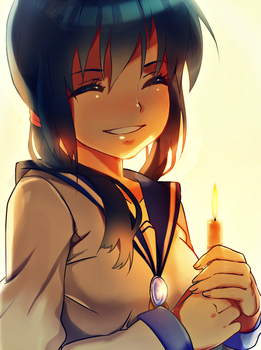 Just smile by Ryucchan