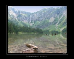 Avalanche Lake by Eric-Tff