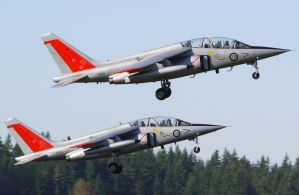 Alpha Jet Pair 2 by shelbs2