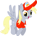 Derpy's Pizza Delivery by SuperSpaceGirlTV