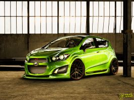 Gurnade Aveo RS by ShKDraG