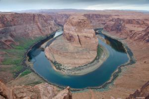 Horseshoe Bend by TerribleTer