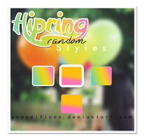 Hipring Random style by yoaeditions